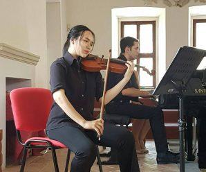台中學小提琴,專業小提琴老師