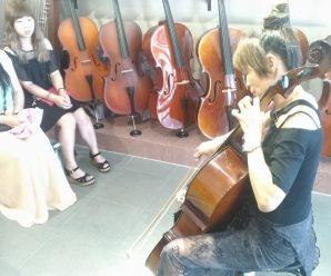 假日學生交流音樂會,快樂提琴交流會