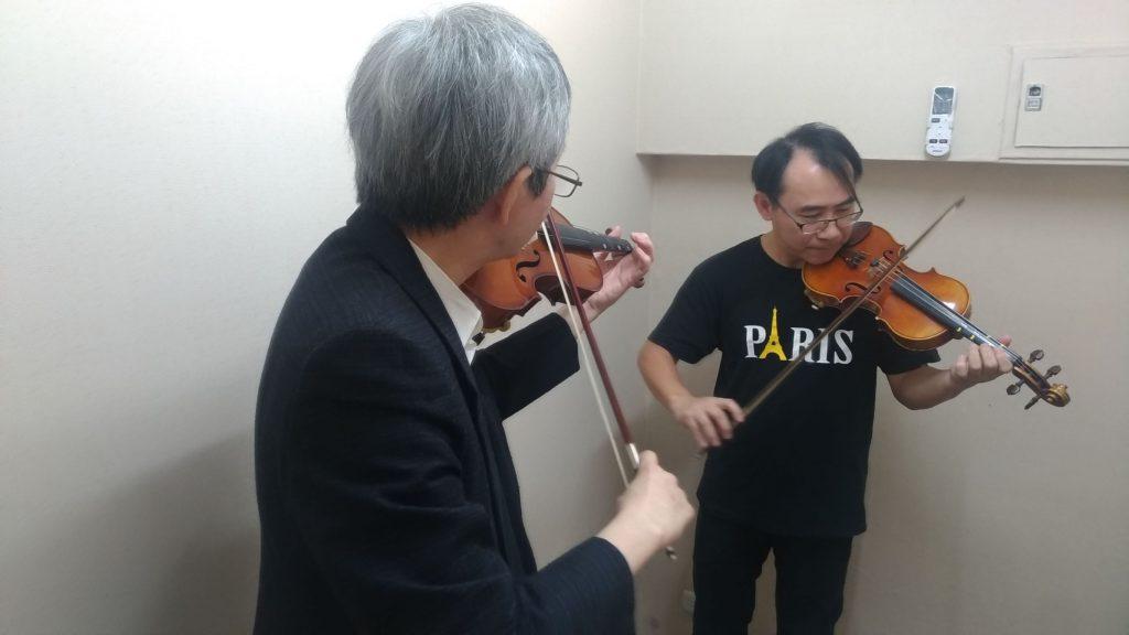 成人學小提琴