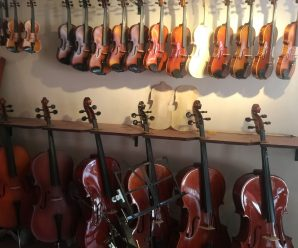 小提琴怎麼選?推薦你新手買小提琴簡單7重點-棋洪提琴