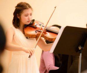 台北小提琴老師,中提琴教學,演出經驗豐富,教學熱忱的老師