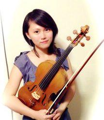 留美提琴碩士,用心與細心總是能讓學生不斷突破的小提琴老師
