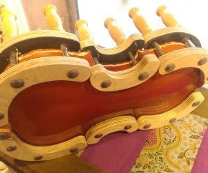 小提琴結構,琴身,琴弦系統,琴弓介紹