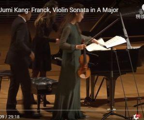 名曲分析及分享=>César Franck Sonata for violin and piano  法郎克 小提琴奏鳴曲 A大調