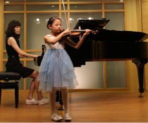 學小提琴大哉問小小孩(年齡介於3-6歲之間)是否適合學小提琴?