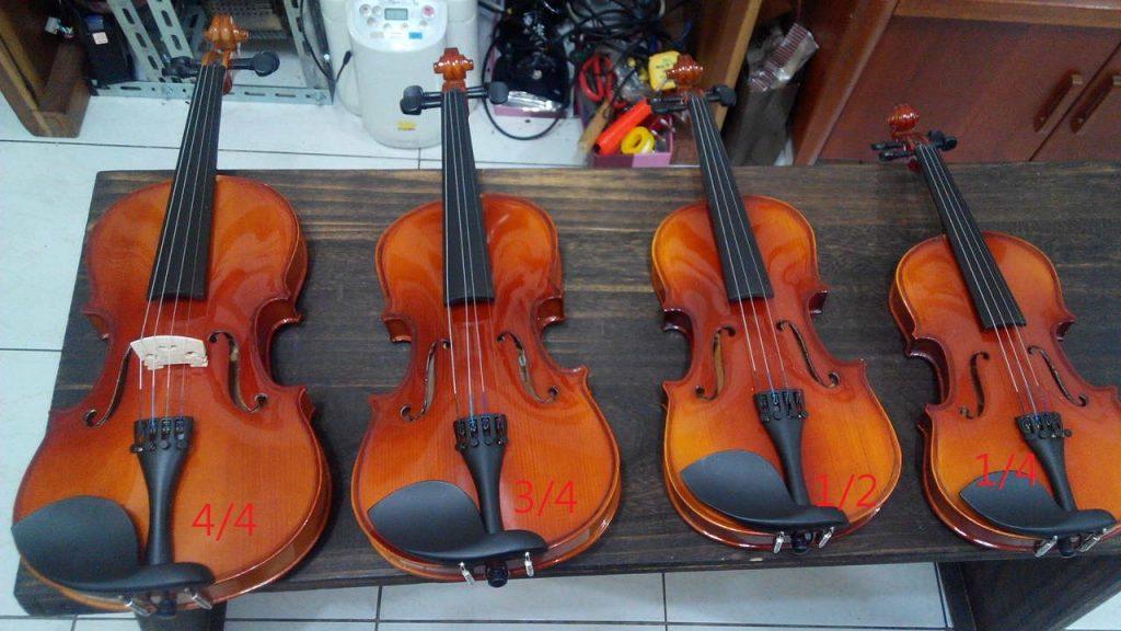 小提琴尺寸