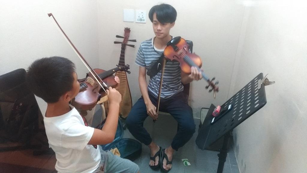 小提琴課程